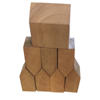 Wooden House Blocks Set 8