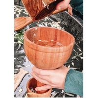 Wooden Funnel Water Play