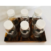 Apothecary Storage Jars Square