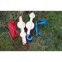 Block & Tackle Pully Set