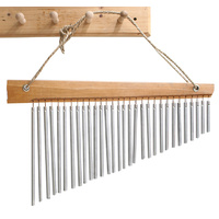 Xylophone Wind Chime - 50 x 2 x 46cmH