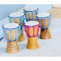 Colourful Celebration Drum 20cm Bongo