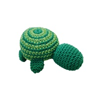Turtle Crochet Organic Cotton