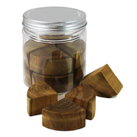 Puzzle Divided Cylinder Froebel Gift Portable Play Jar