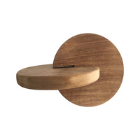 Montessori Interlocking Wooden Disks