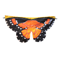 Monarch Butterfly Wings Handpainted