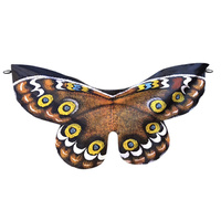 Butterfly Meadow Argus Handpainted