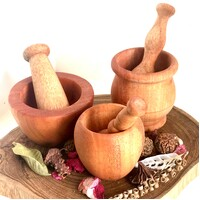 Small Hands Trio Mortar & Pestle Set