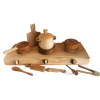 Table Top Stove Cooking Set