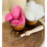 Felting Needle and Holder