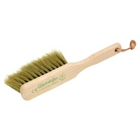 Wooden Dust Brush with Horse Hair