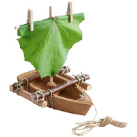 Cork Boat Kit