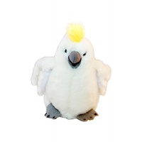 Baby Cockatoo Galah 12cm Australian Native Plush