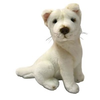 Dingo 18cm White Australian Native Plush