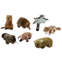 Baby Aussie Animal Plushie  Value Pack Set of 7