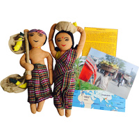 Banana Storytelling Doll Set