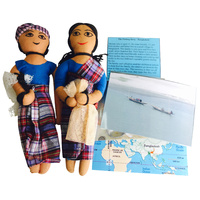 Fishing Storytelling Doll Set