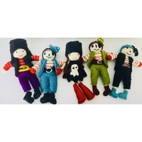 Sailors or Pirates Set of 5 Felt
