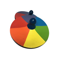 Rainbow Spinning Top 18cm