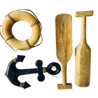 Sandpit Boat Accessories Set