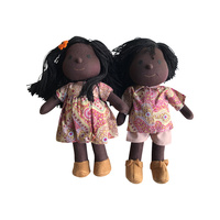 Doll Set 27cm Yalke Red Boy & Girl