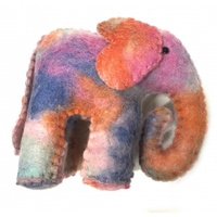 Elephant Felt Multicolour