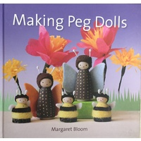 Making Peg Dolls