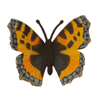 Tortoiseshell Butterfly Insect Replica