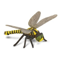 Golden-Ringed Dragonfly Insect Replica