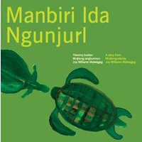 Long-Neck Turtle Manbiri ida Ngunjurl