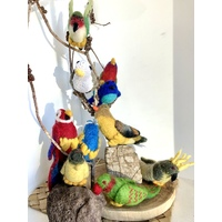 10 Assorted Bird Set