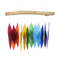 Rainbow Wind Chimes