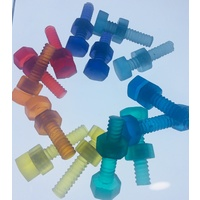Resin Nuts & Bolts Set 14