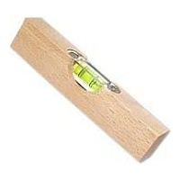 Wooden Spirit Level