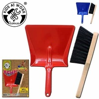 Little Dustpan & Brush Set