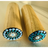 Minang Shaker Sticks Pair