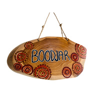 Boodjar (Country) Noongar Sign
