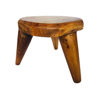 Small Wooden Tree Stool