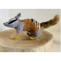 Numbat Australian Needle Felted