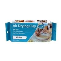 Air Drying Clay 500gms White