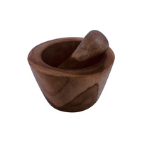 Mortar & Pestle Straight Edge