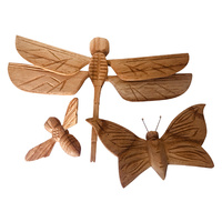 Wooden Insect Trio Set