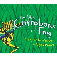 The Little Corroboree Frog Book