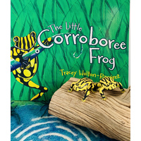 The Little Corroboree Frog Book Set