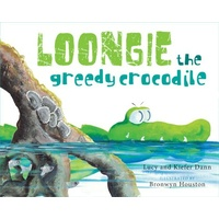 Loongie the Greedy Crocodile