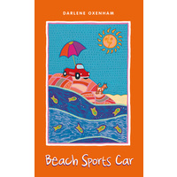 Beach Sports Car: Waarda Series For Young Readers