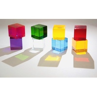 Perception Cubes Set 8
