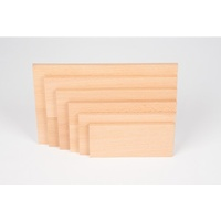 Natural Architect Rectangular Platforms Panels Set 6