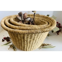 Basket Stackable Set of 3