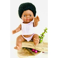 Aboriginal Australian Boy Doll 34cm